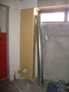スタジオよもだ レンタルスタジオ・レンタルスペース 新フロア工事012602