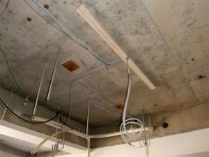 スタジオよもだ レンタルスタジオ・レンタルスペース 新フロア工事012605