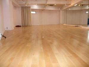 スタジオよもだ レンタルスタジオ・レンタルスペース 新フロア工事020501