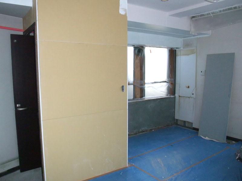 スタジオよもだ レンタルスタジオ・レンタルスペース 新フロア工事021901