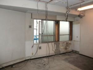 スタジオよもだ レンタルスタジオ・レンタルスペース 新フロア工事020902