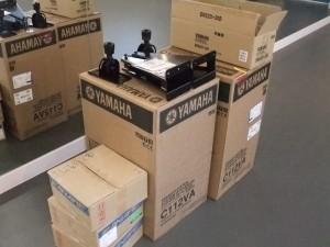 スタジオよもだ レンタルスタジオ・レンタルスペース 新フロア工事020701
