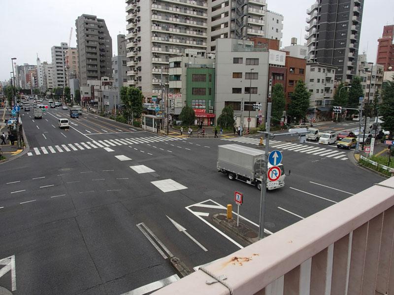 スタジオよもだ → 竹ちゃんタンメン 合羽橋