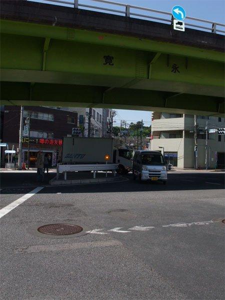 スタジオよもだ → 合羽橋
