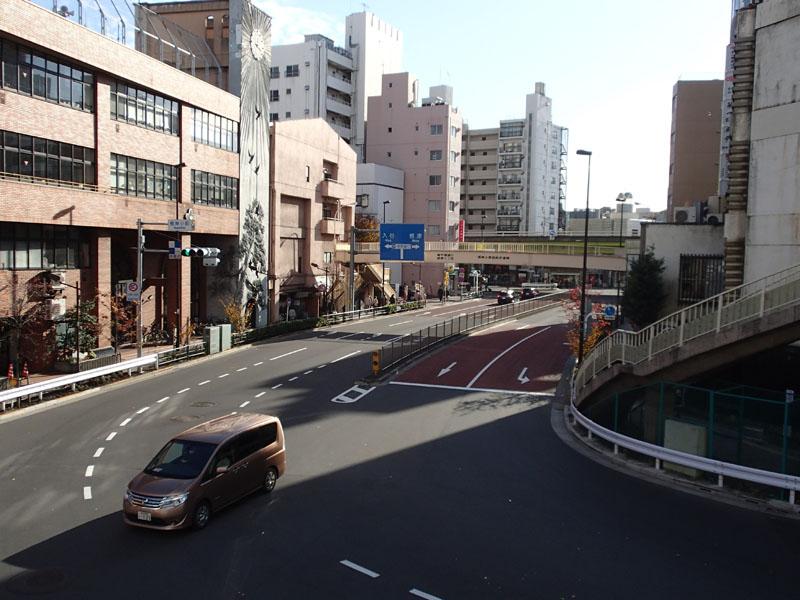 スタジオよもだ → 竹ちゃんタンメン 入谷