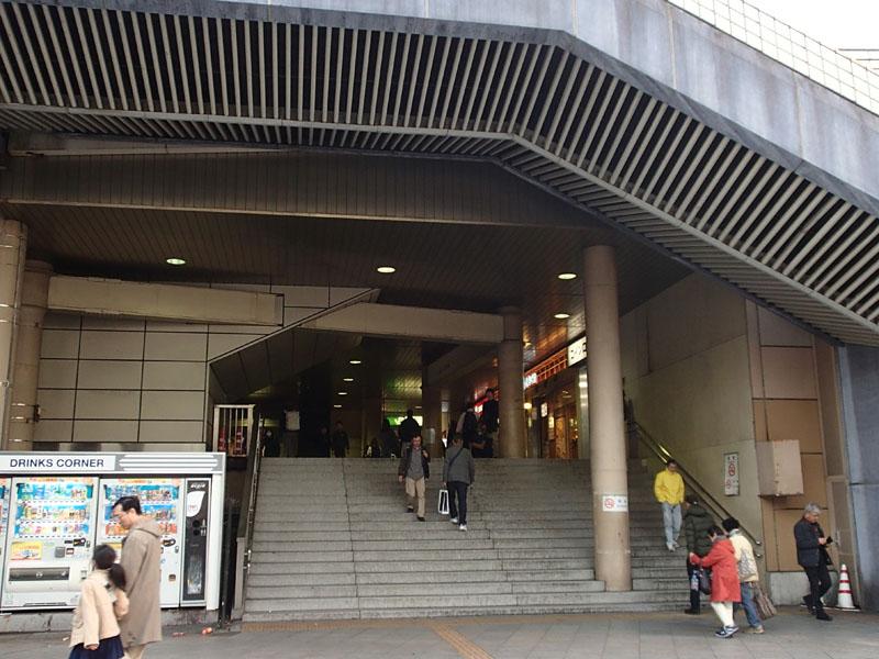 上野 → スタジオよもだ