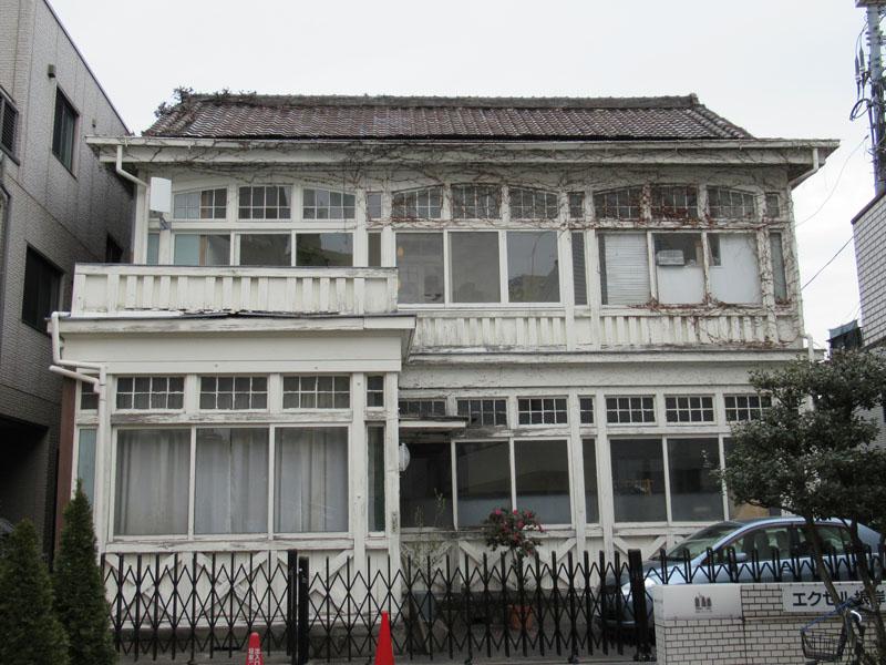 スタジオよもだ 台東区 ダンススタジオ 旧陸奥宗光別邸
