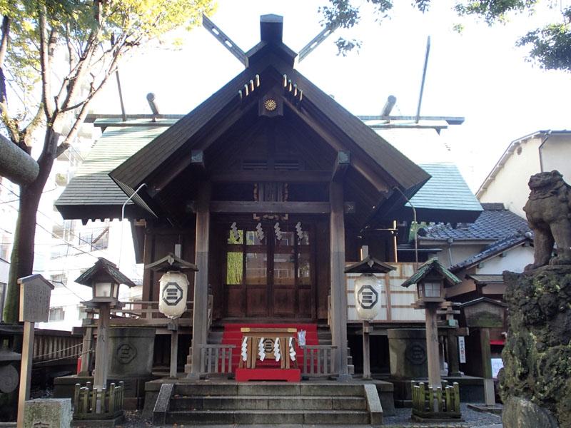 スタジオよもだ 台東区 レンタルスタジオ 三島神社