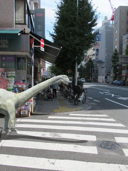 スタジオよもだ → 入谷南公園
