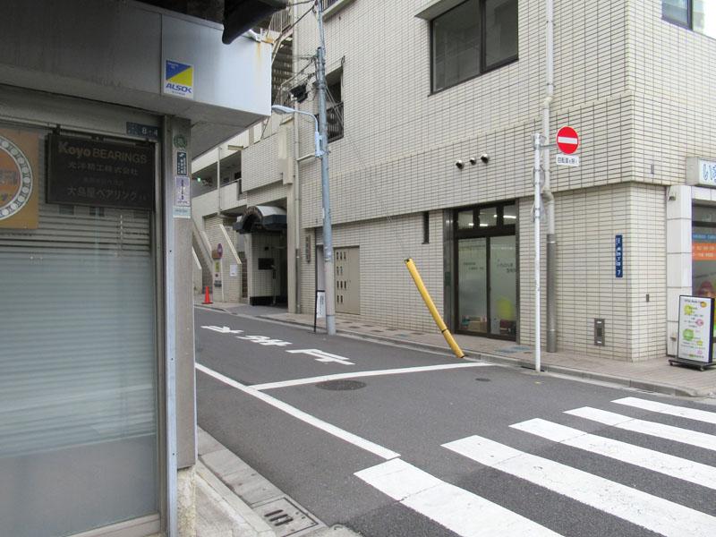 スタジオよもだ → 本社三島神社 田原町