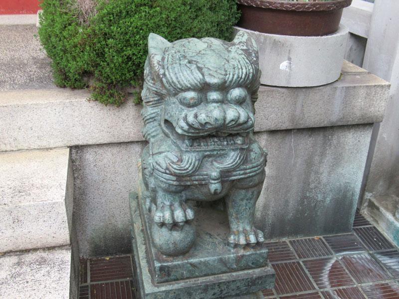 本社三島神社 浅草