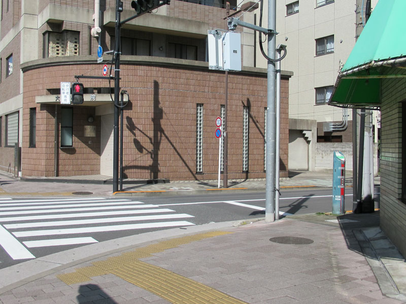 スタジオよもだ → 弁天 総本店 三ノ輪