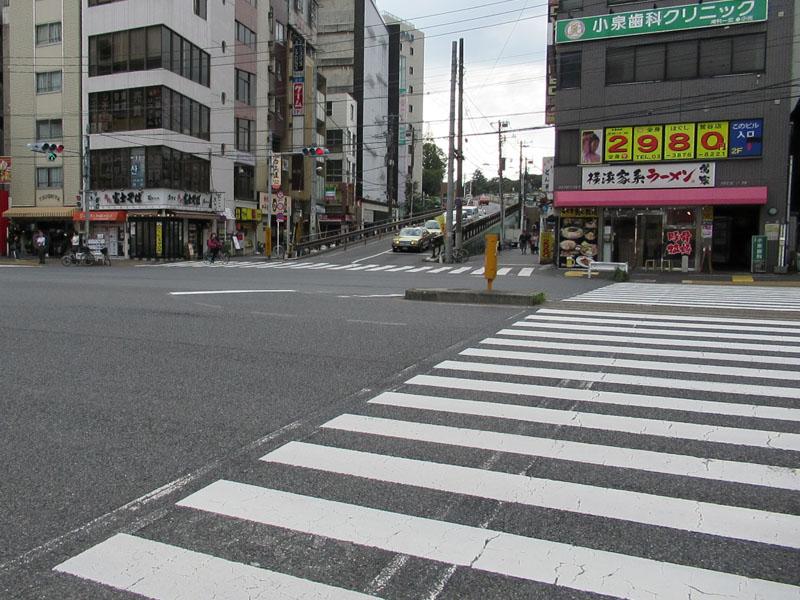 スタジオよもだ → 晴々飯店 上野