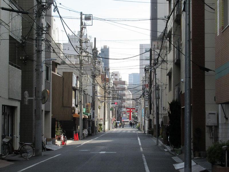 スタジオよもだ → 下谷神社 上野