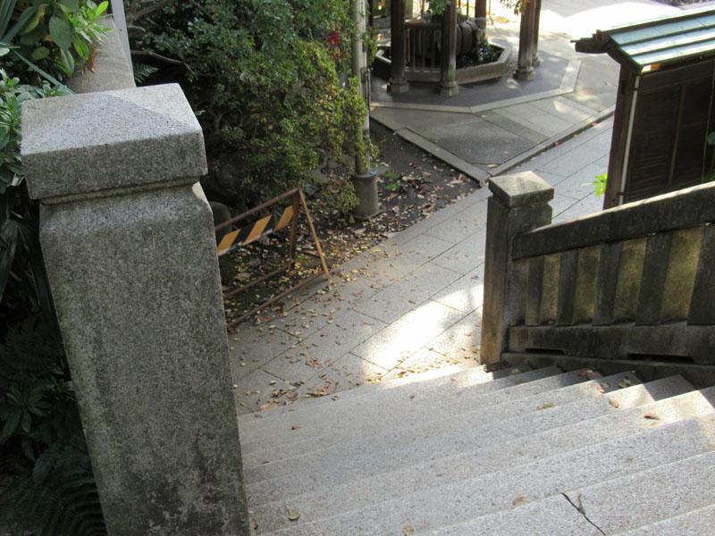 スタジオよもだ → 花園稲荷神社 上野恩賜公園