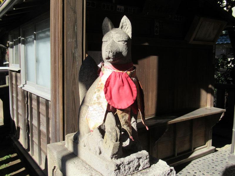 スタジオよもだ → 浅草神社 被官稲荷神社