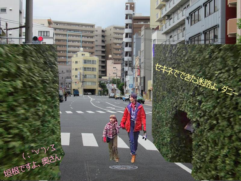 スタジオよもだ → セキネベーカリー 浅草