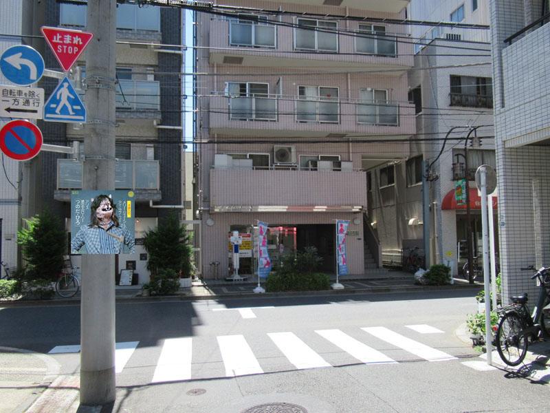 スタジオよもだ → シミズパン 上野