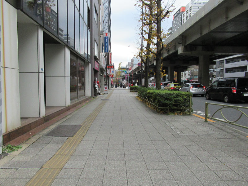 スタジオよもだ → 台東区役所 上野
