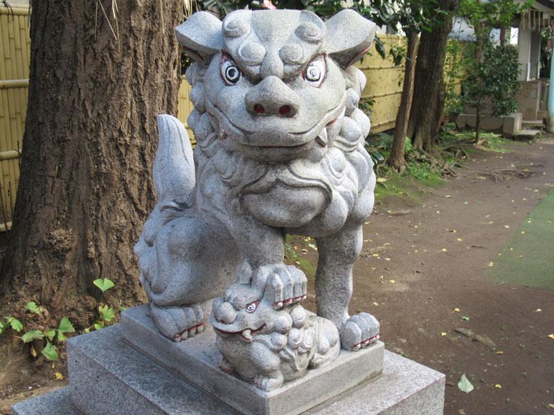 スタジオよもだ 台東区 レンタルスタジオ 銀杏岡八幡神社