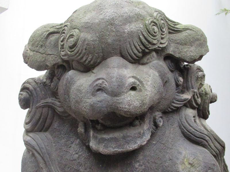 スタジオよもだ → 黒船稲荷神社 浅草