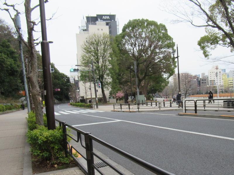 スタジオよもだ → ゆしま花月 上野